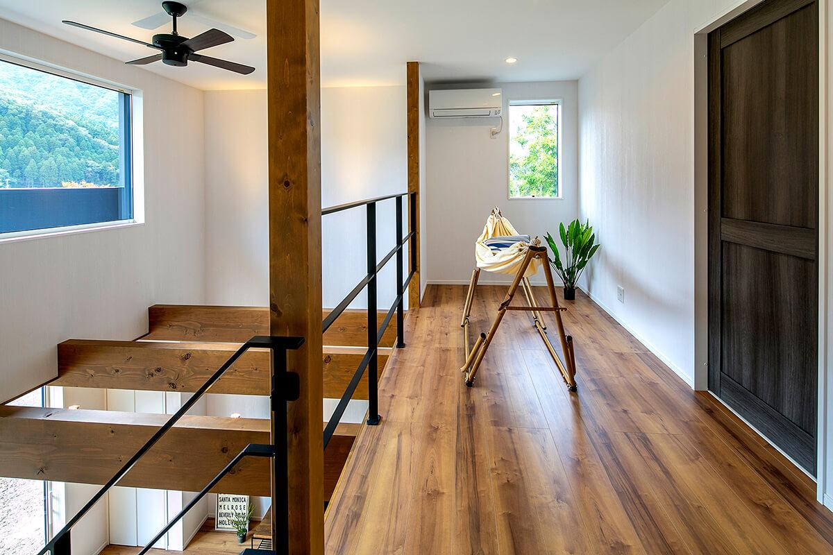 開放たっぷり、住むより楽しむ家1