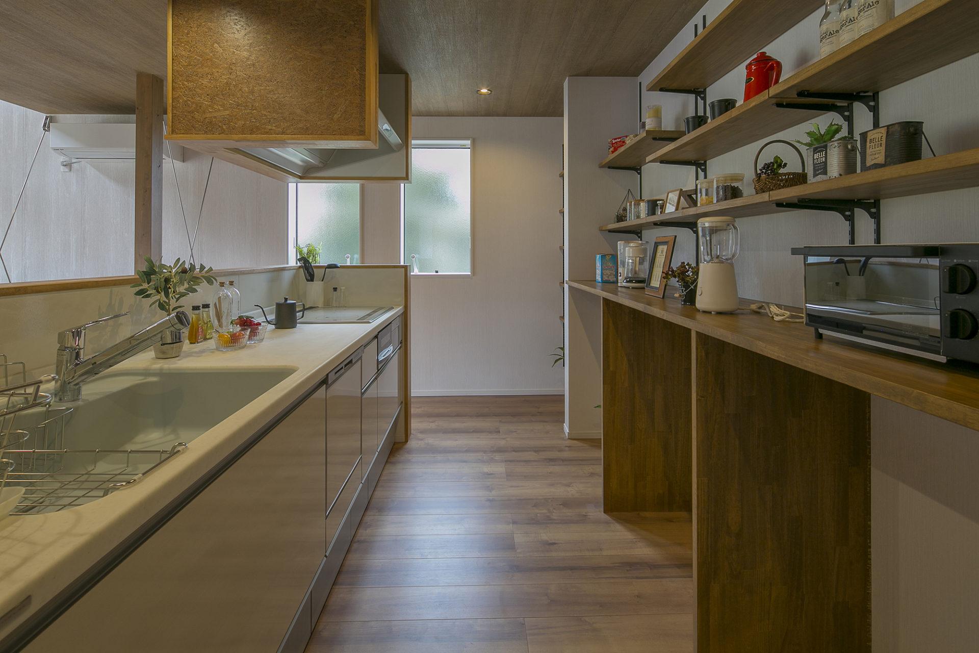 開放たっぷり、住むより楽しむ家8