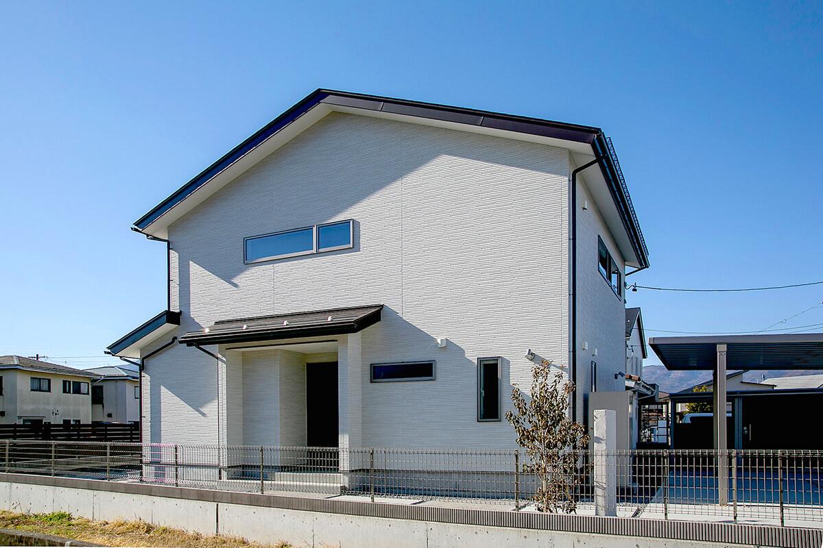 Shiawaseya-日々のシーンに合わせて、家族の居心地を追及した家