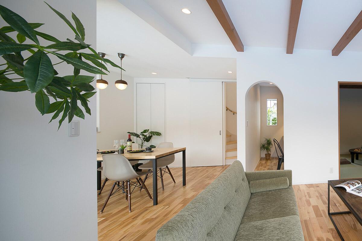 Shiawaseya-ご家族との時間をゆったり過ごす 松代の家