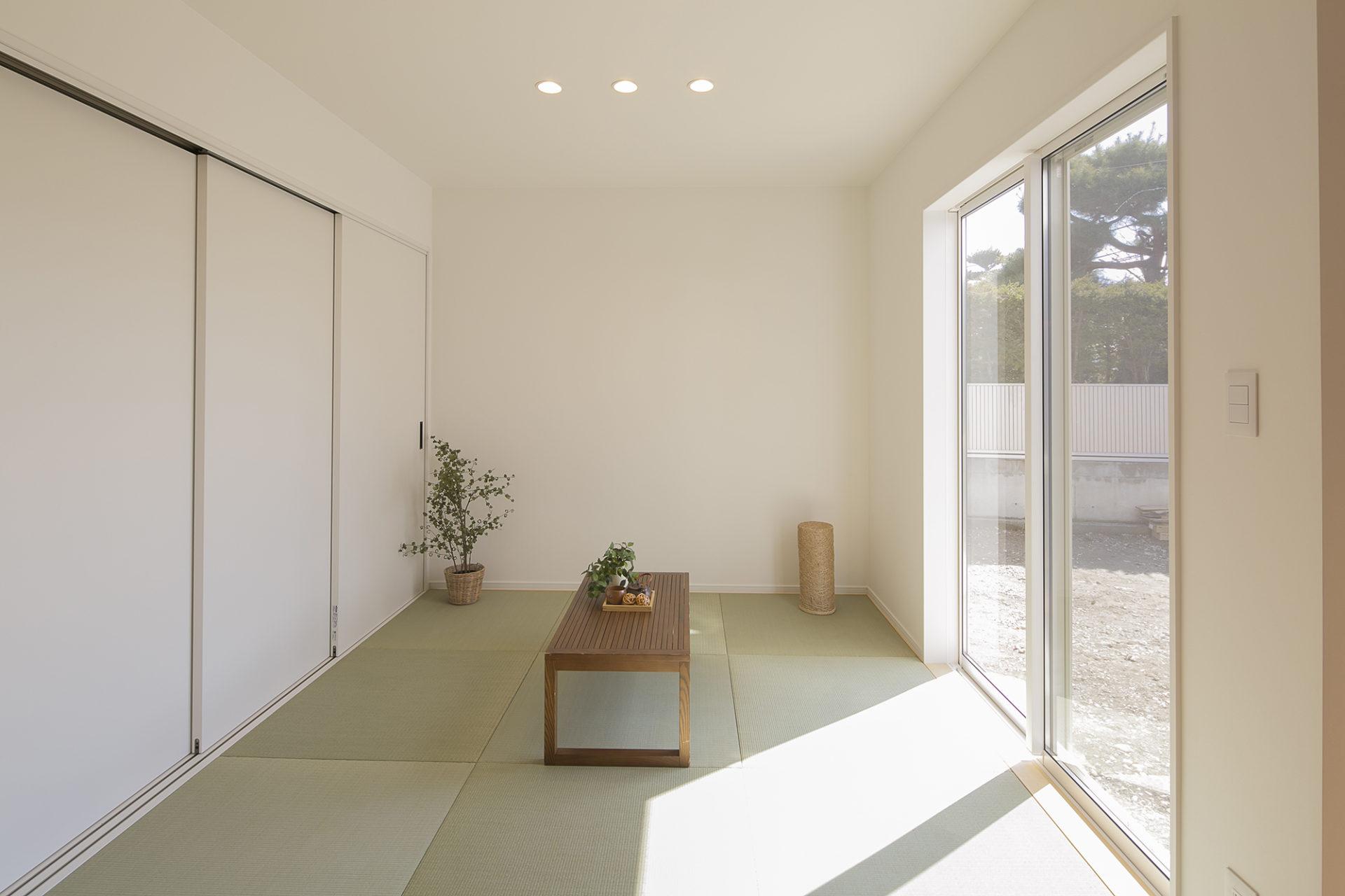 花と緑に囲まれながら ナチュラルな暮らしを愉しむ家5