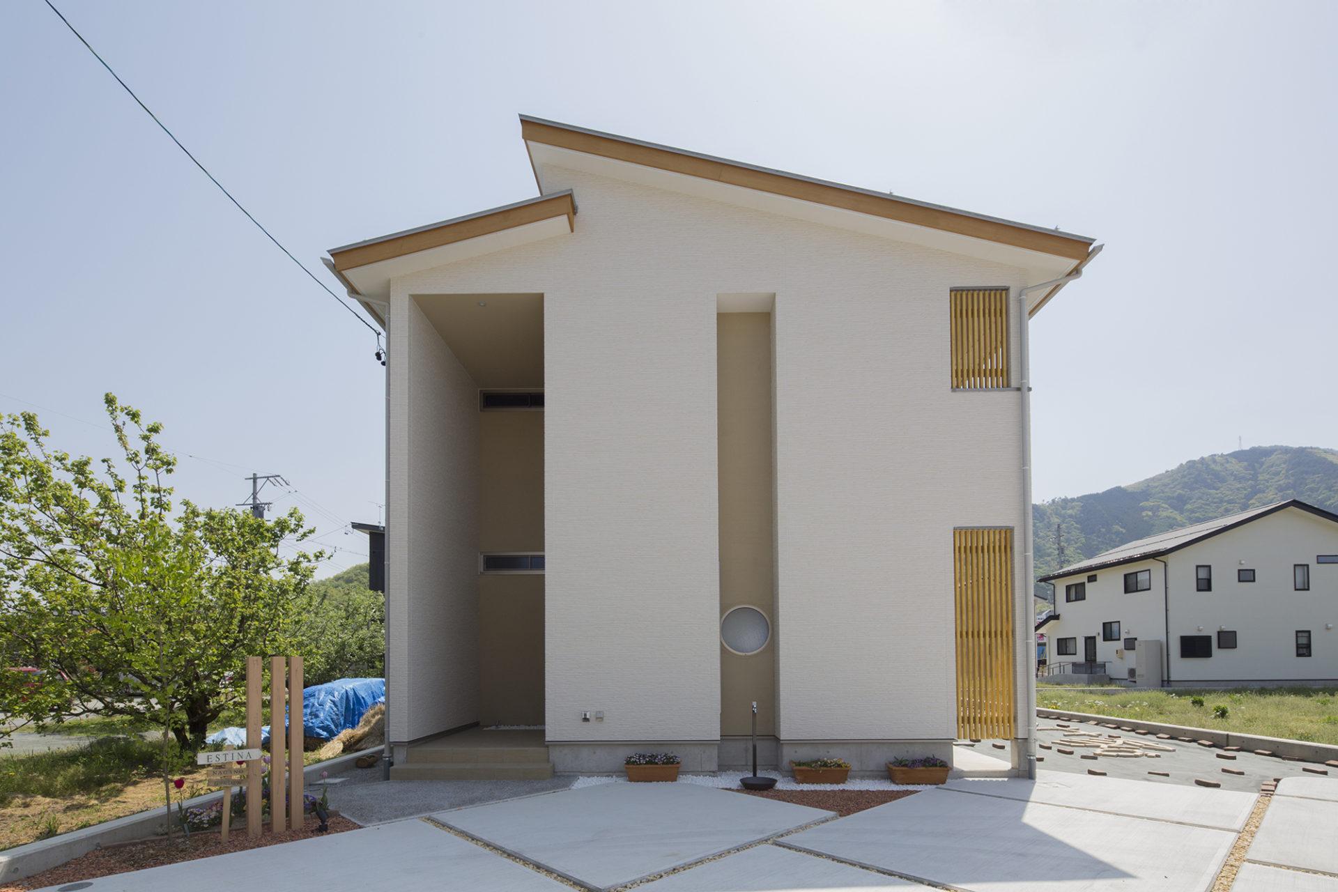 """Shiawaseya-モデルハウス""""Y"""""""