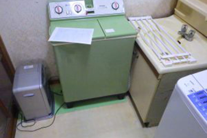 Shiawaseya-洗面脱衣室とトイレのリフォーム 長野市