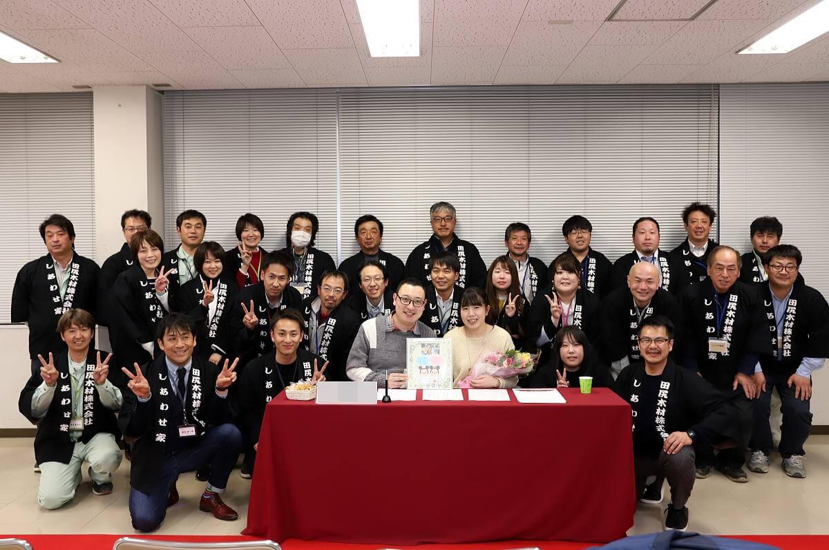 Shiawaseya-2月度の着工式を開催しました!!