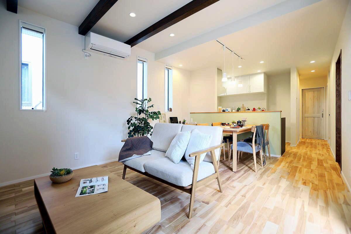 Shiawaseya-程よい距離感で助け合い 家族それぞれが居心地よく暮らす家