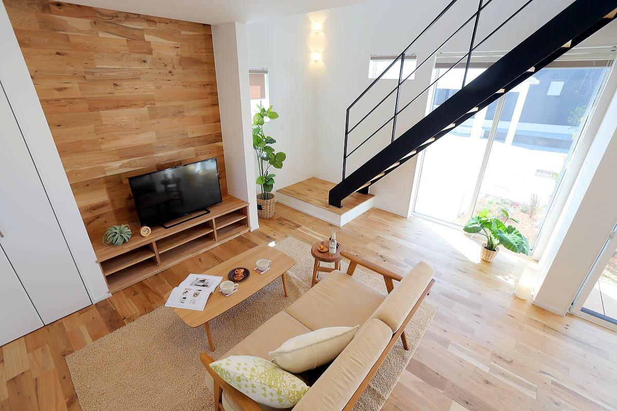 Shiawaseya-収納いっぱい!動線と居心地が最高の長野市の家