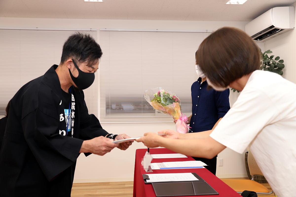 Shiawaseya-9月度着工式を開催しました!!
