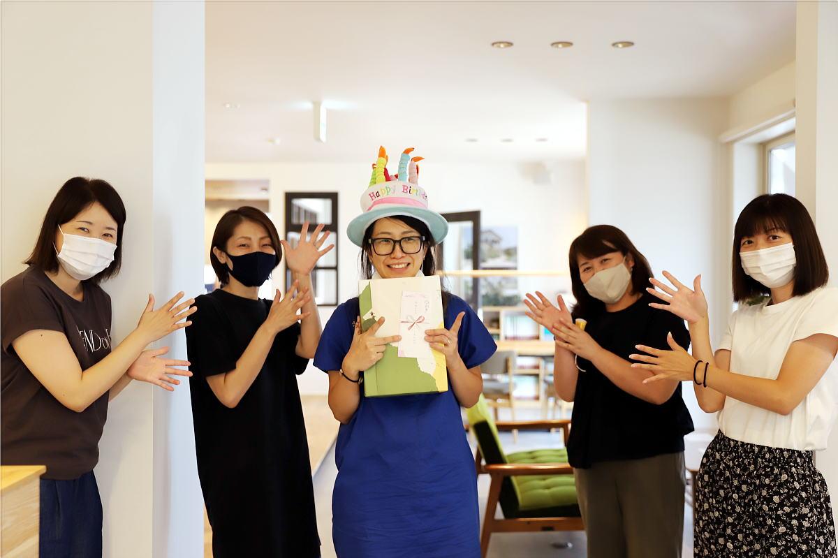 Shiawaseya-9月生まれ、誕生日!!