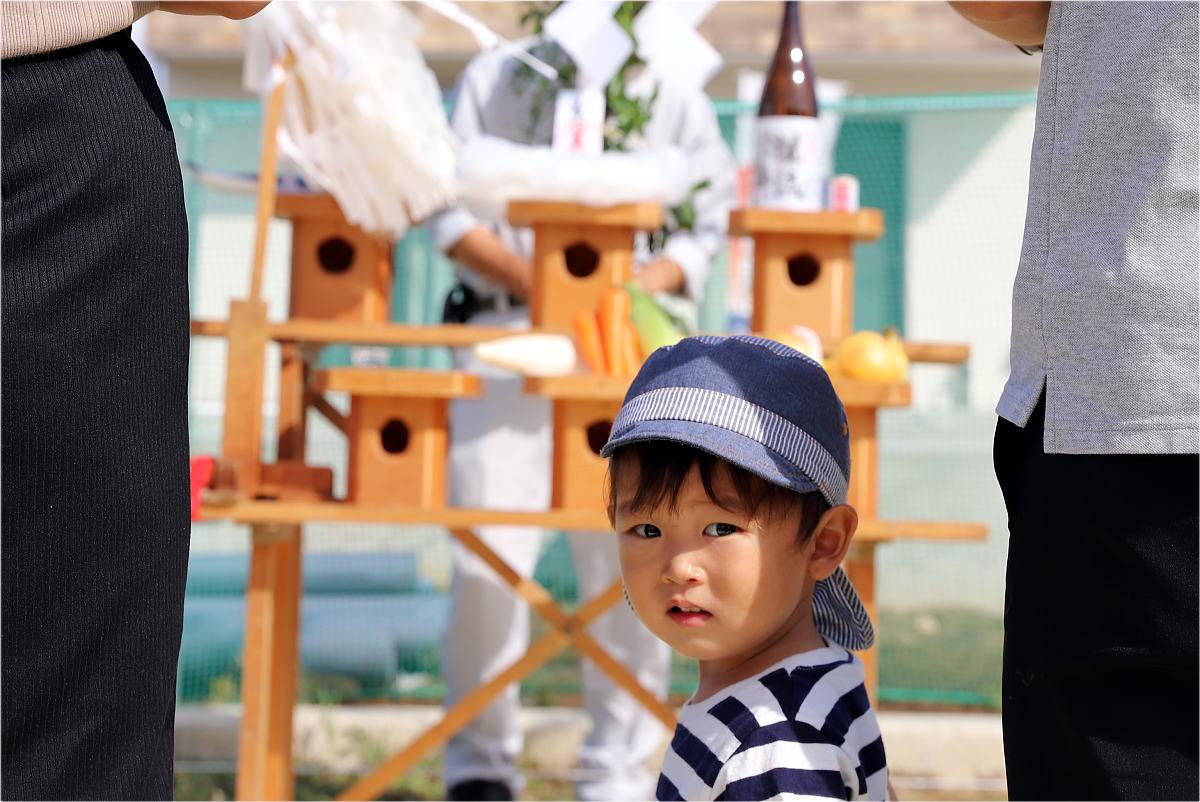 Shiawaseya-長野市のH様、地鎮祭&ご契約です!!