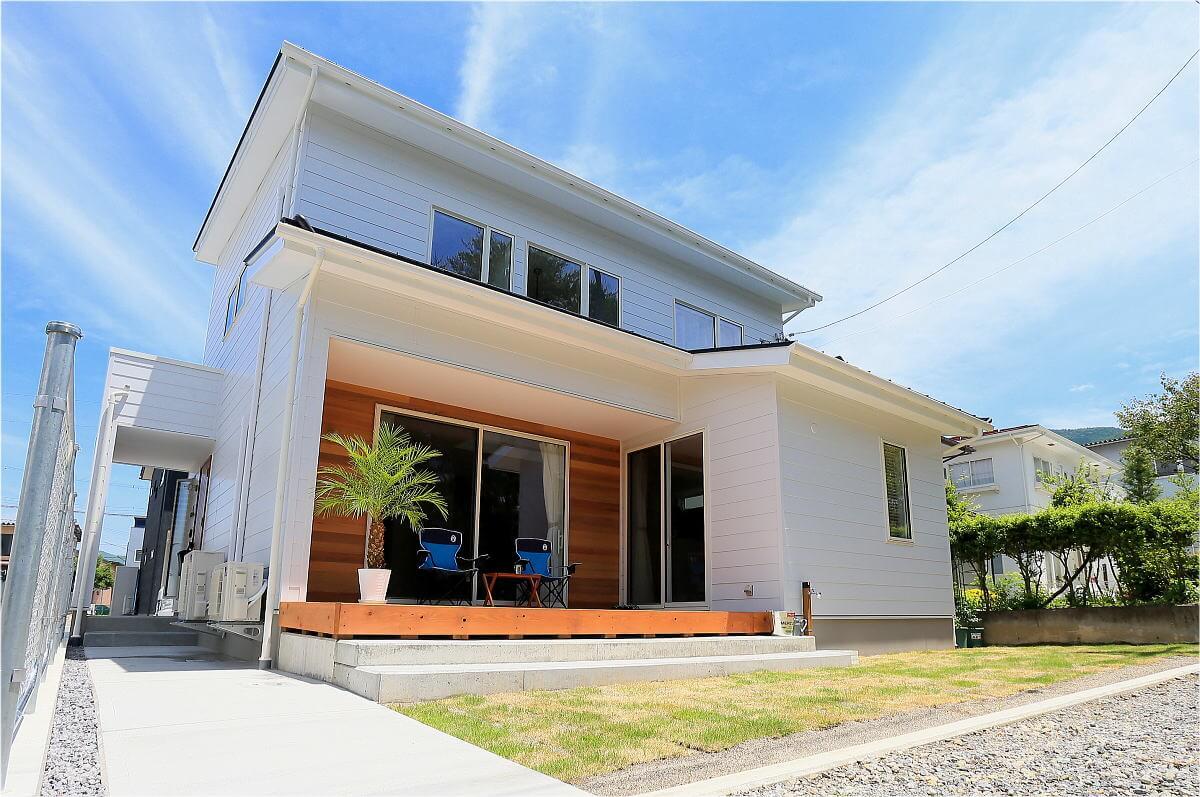 Shiawaseya-爽やかな海の風を感じる SideRiver House!!