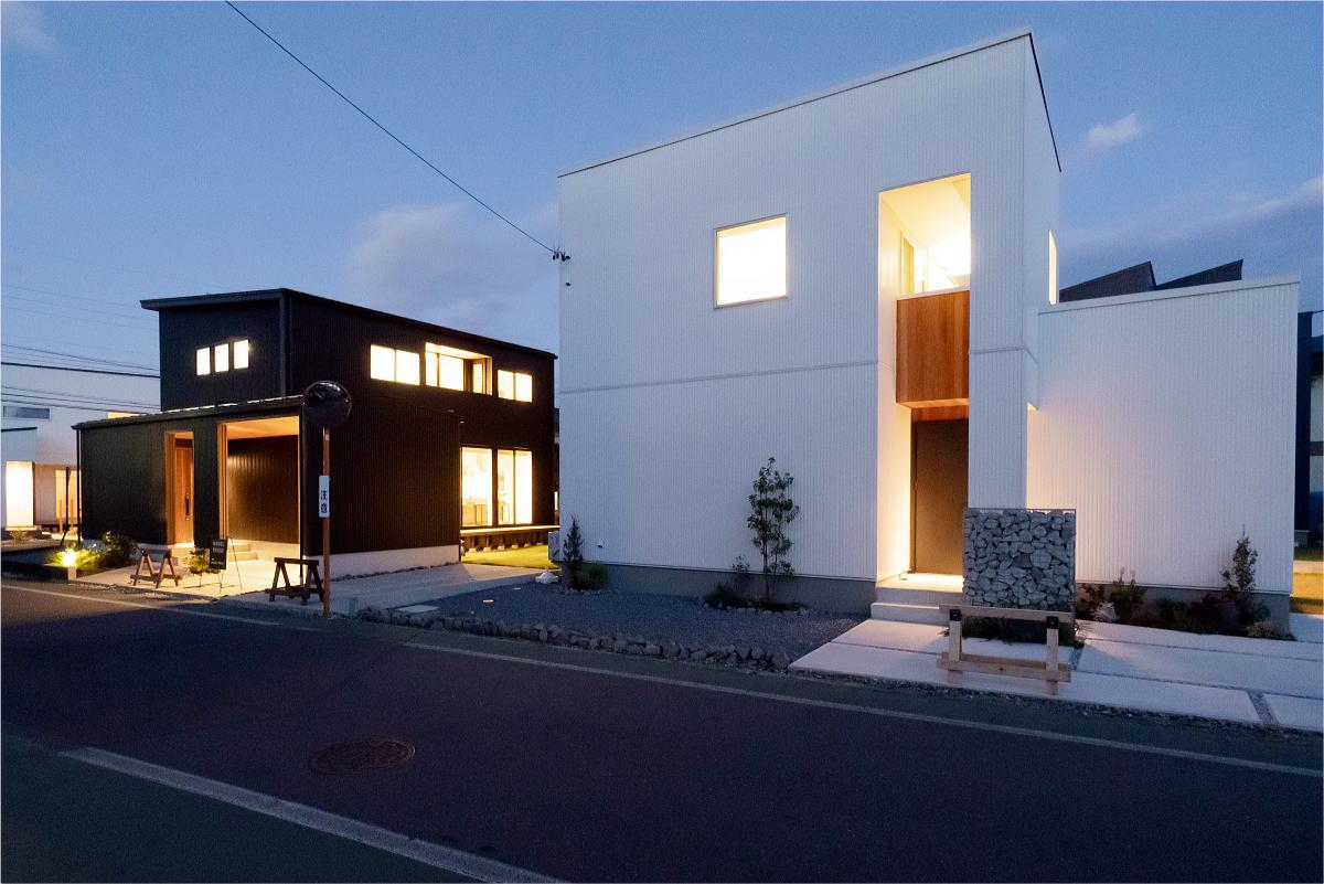Shiawaseya-【見学会】10/31(土)夜、「夜のライティング見学会」を開催します!!