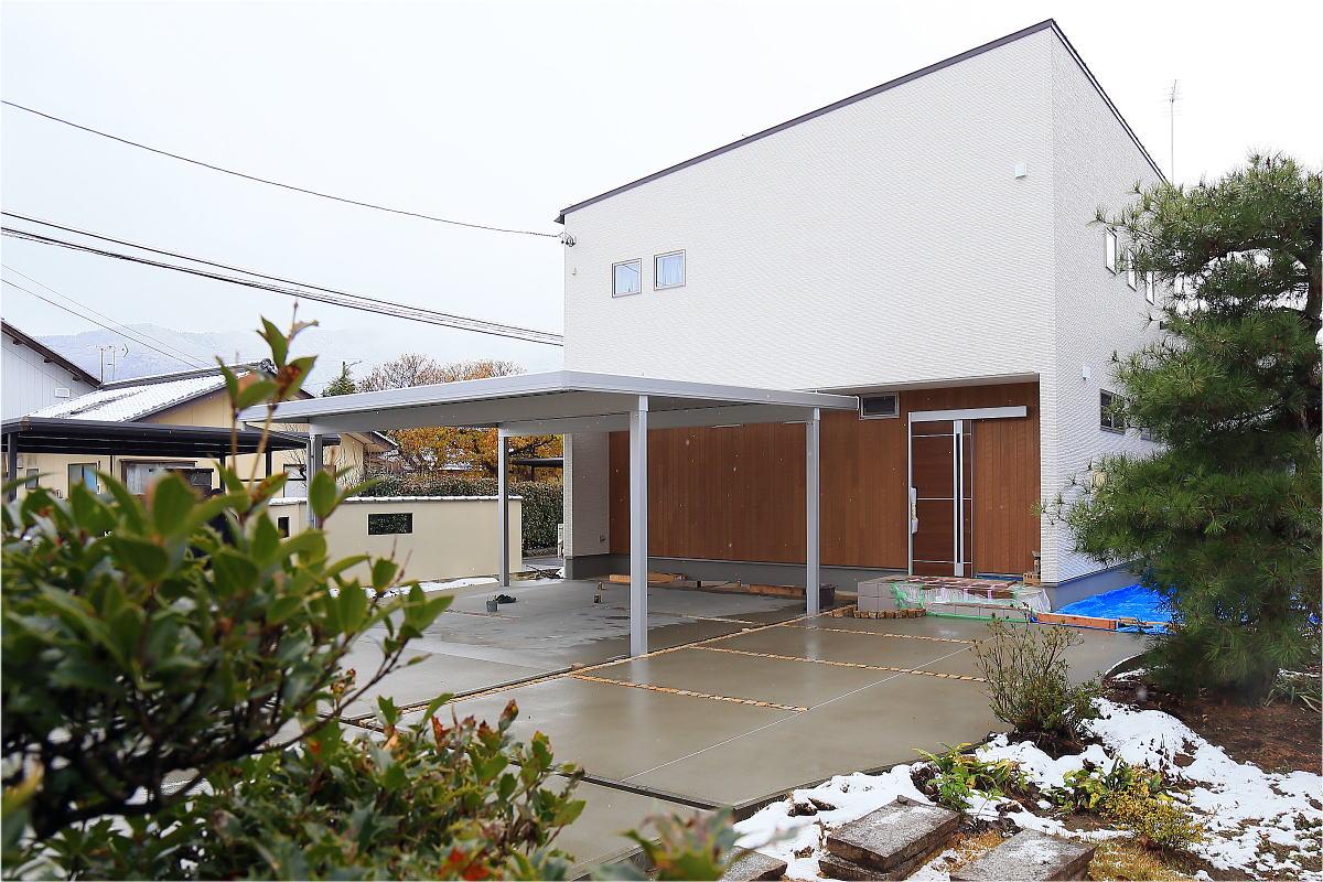 家族のぬくもりを感じる、心地良い長野市の家10