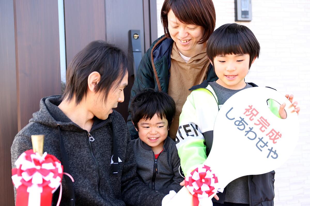 Shiawaseya-小諸市のY様邸、お引渡しとなりました!!