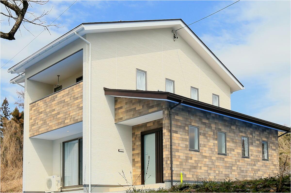 遊び心いっぱい♪広々階段のある長野市の家10