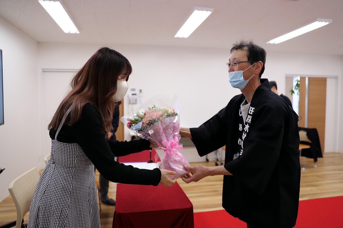 Shiawaseya-須坂市のT様邸、着工式です!!