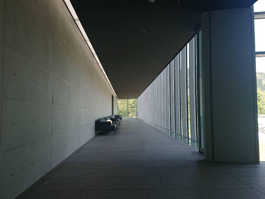 Shiawaseya-美術館へ