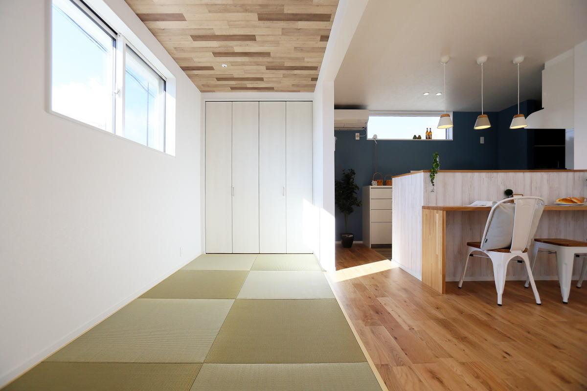 ホームシアターを楽しむ長野市の家3