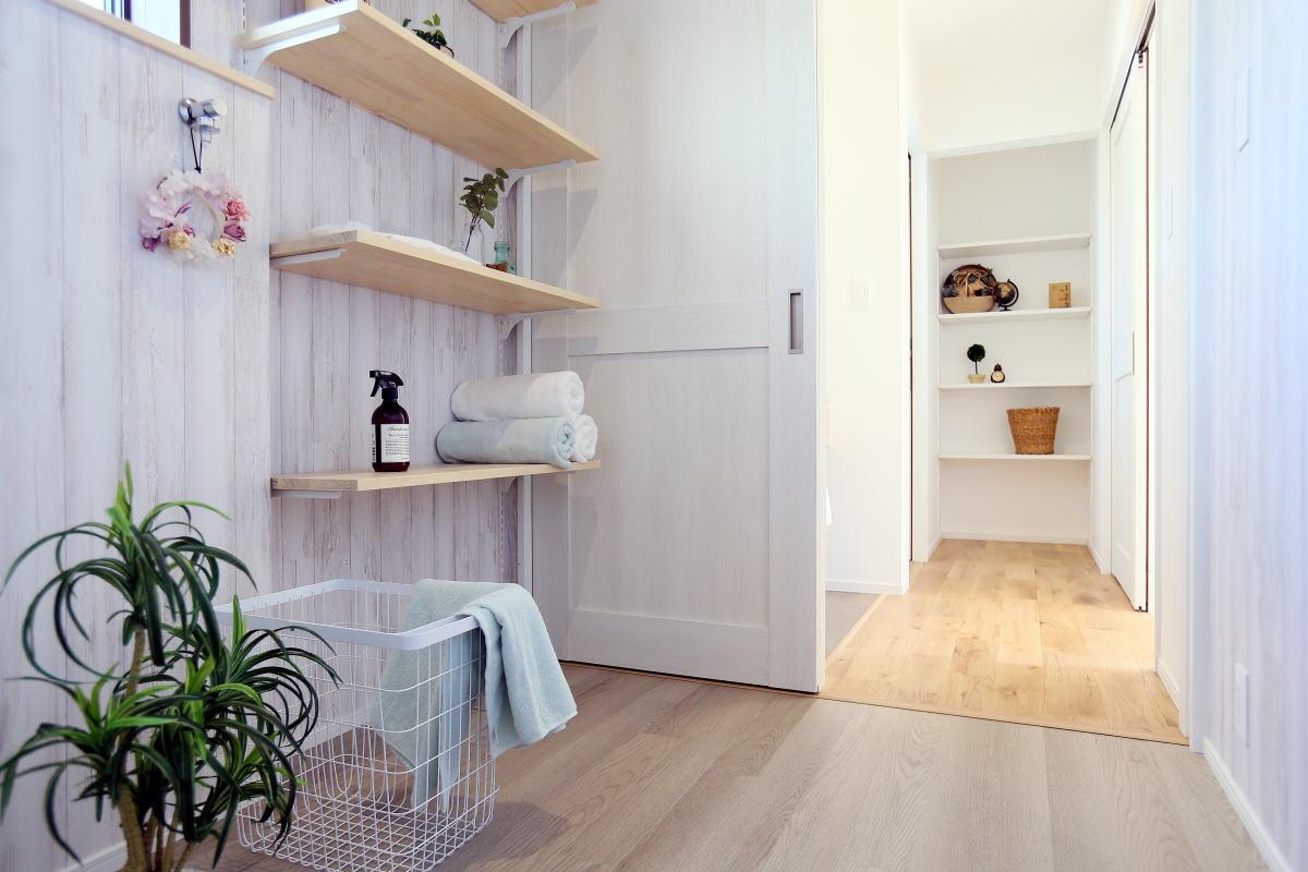 ホームシアターを楽しむ長野市の家8