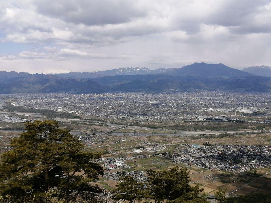 Shiawaseya-若穂太郎山に登ってきました