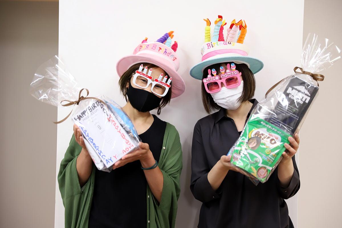 Shiawaseya-6月生まれ、誕生日祝い!!