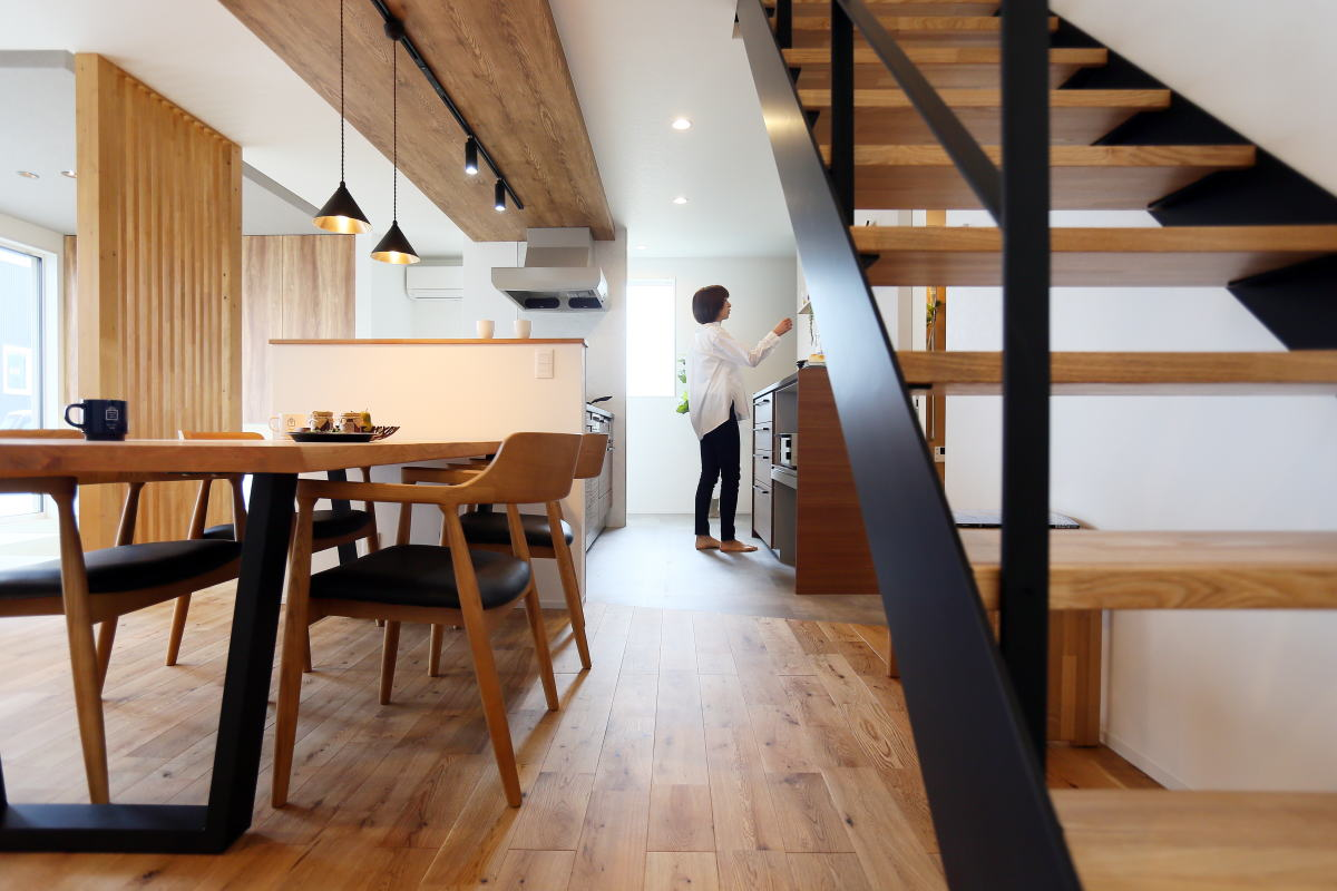 Shiawaseya-『shiawaseya、building the house』、上田市のお家