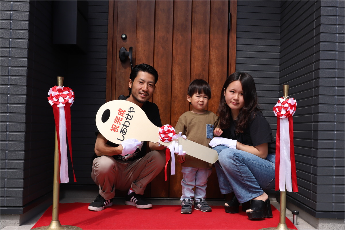 ホテルライクな空間を日常にする須坂市の家1