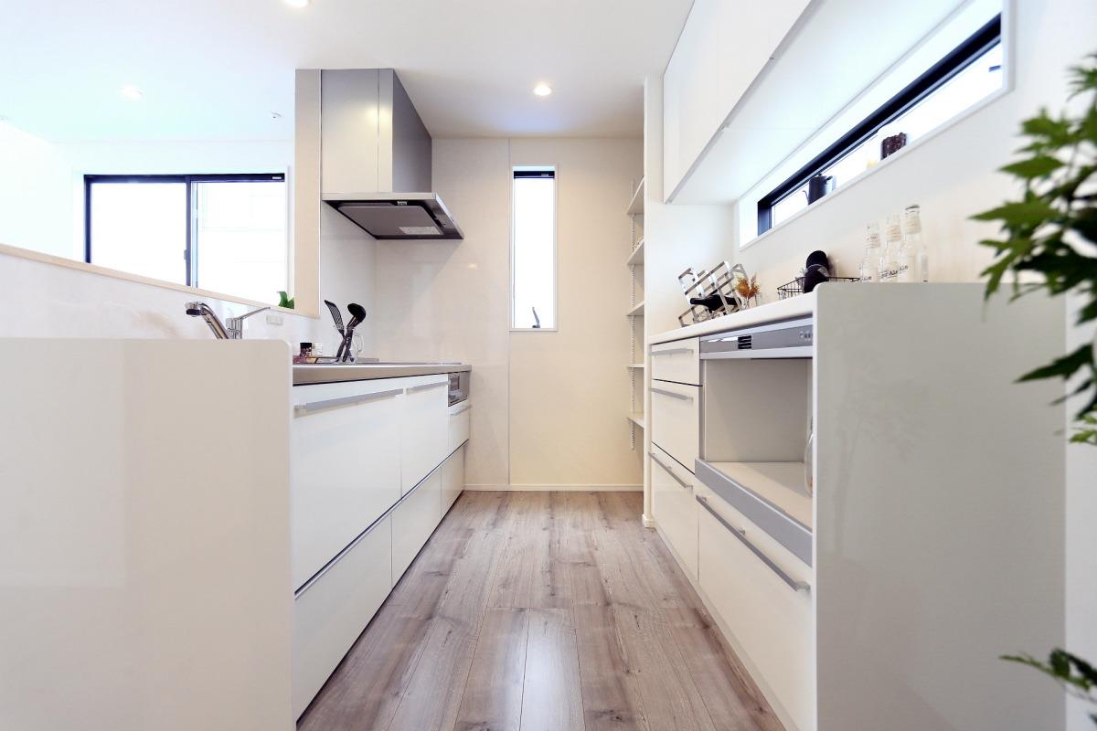 ホテルライクな空間を日常にする須坂市の家3