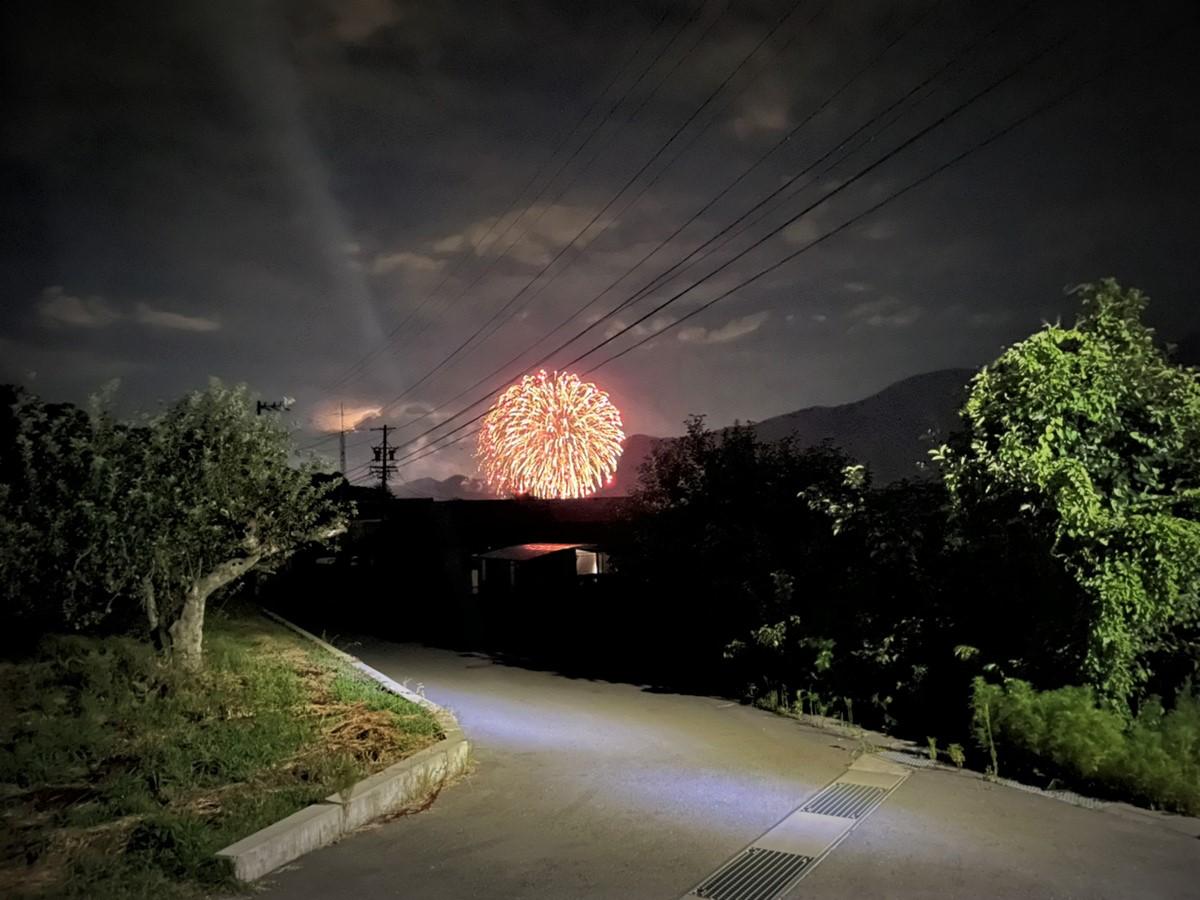 Shiawaseya-210807 花火。