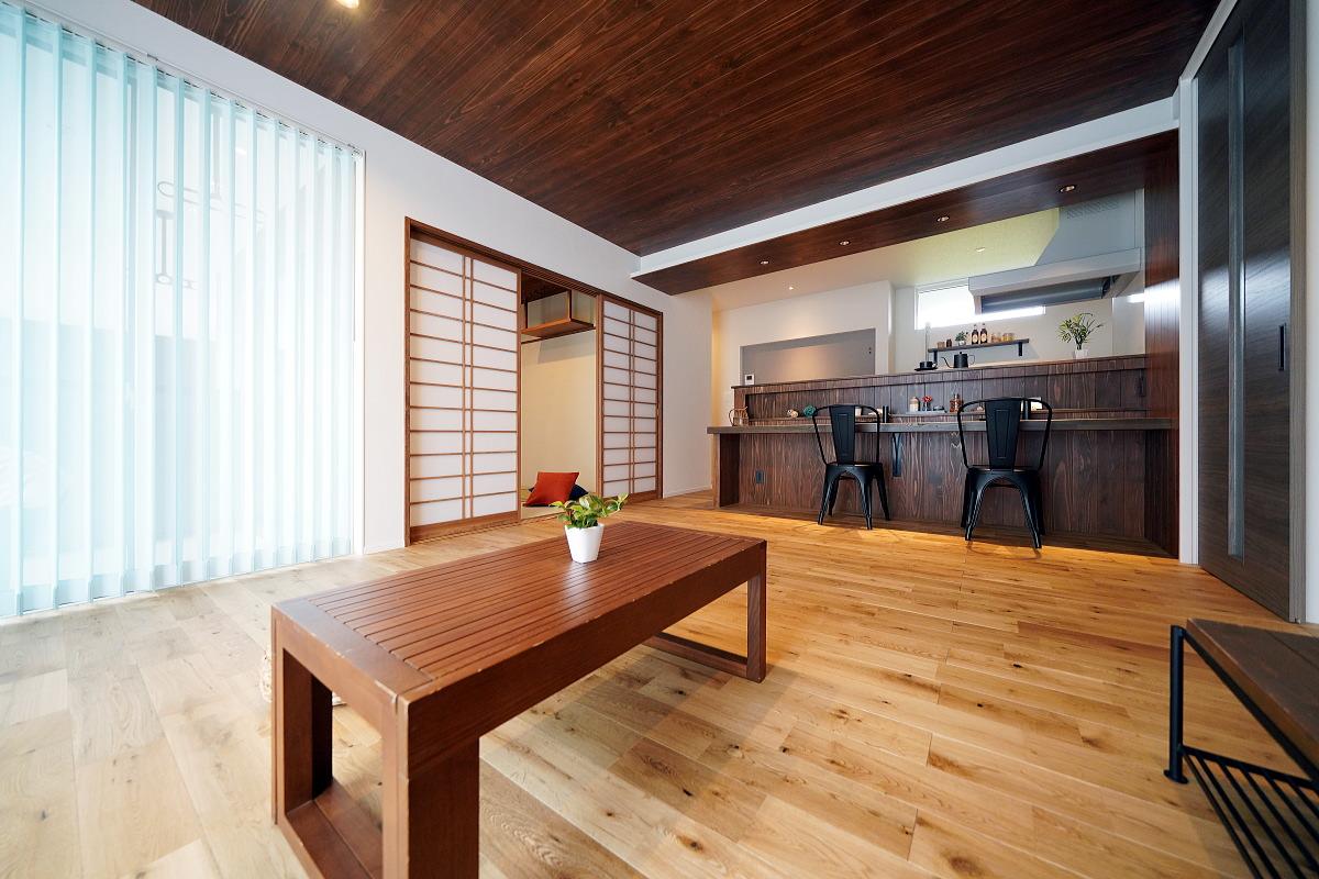 「8年越しの夢を叶えた」長野市の家2