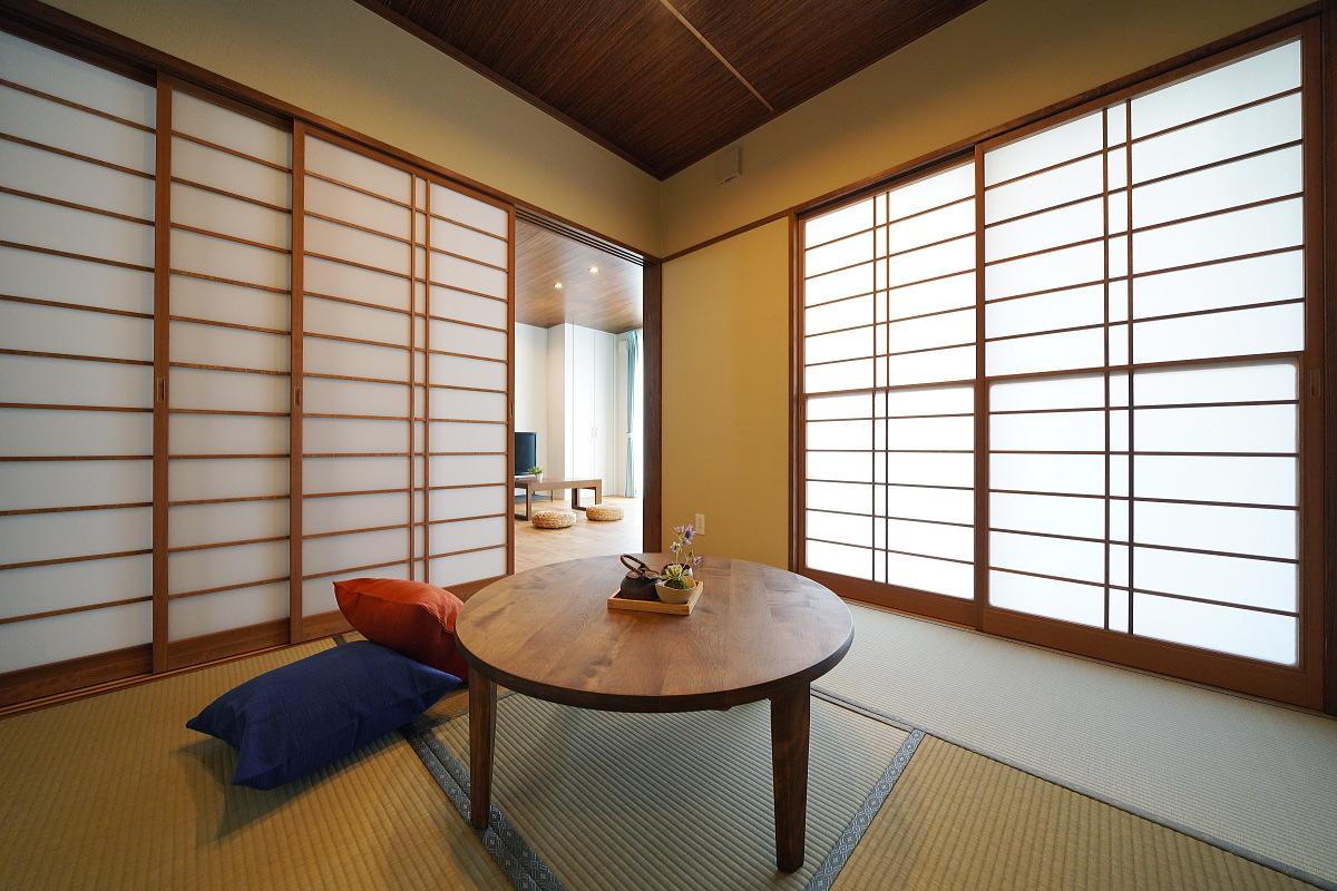 「8年越しの夢を叶えた」長野市の家5