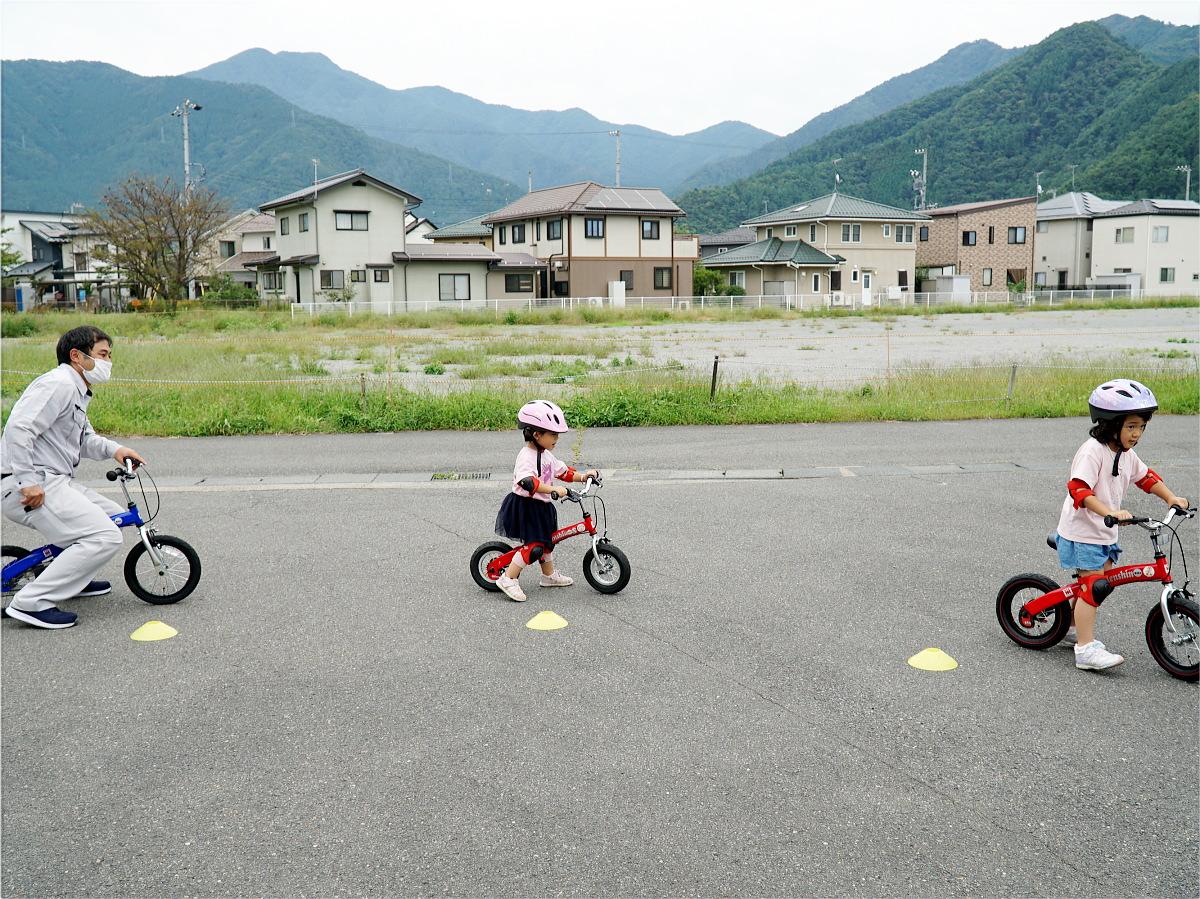 Shiawaseya-自転車教室