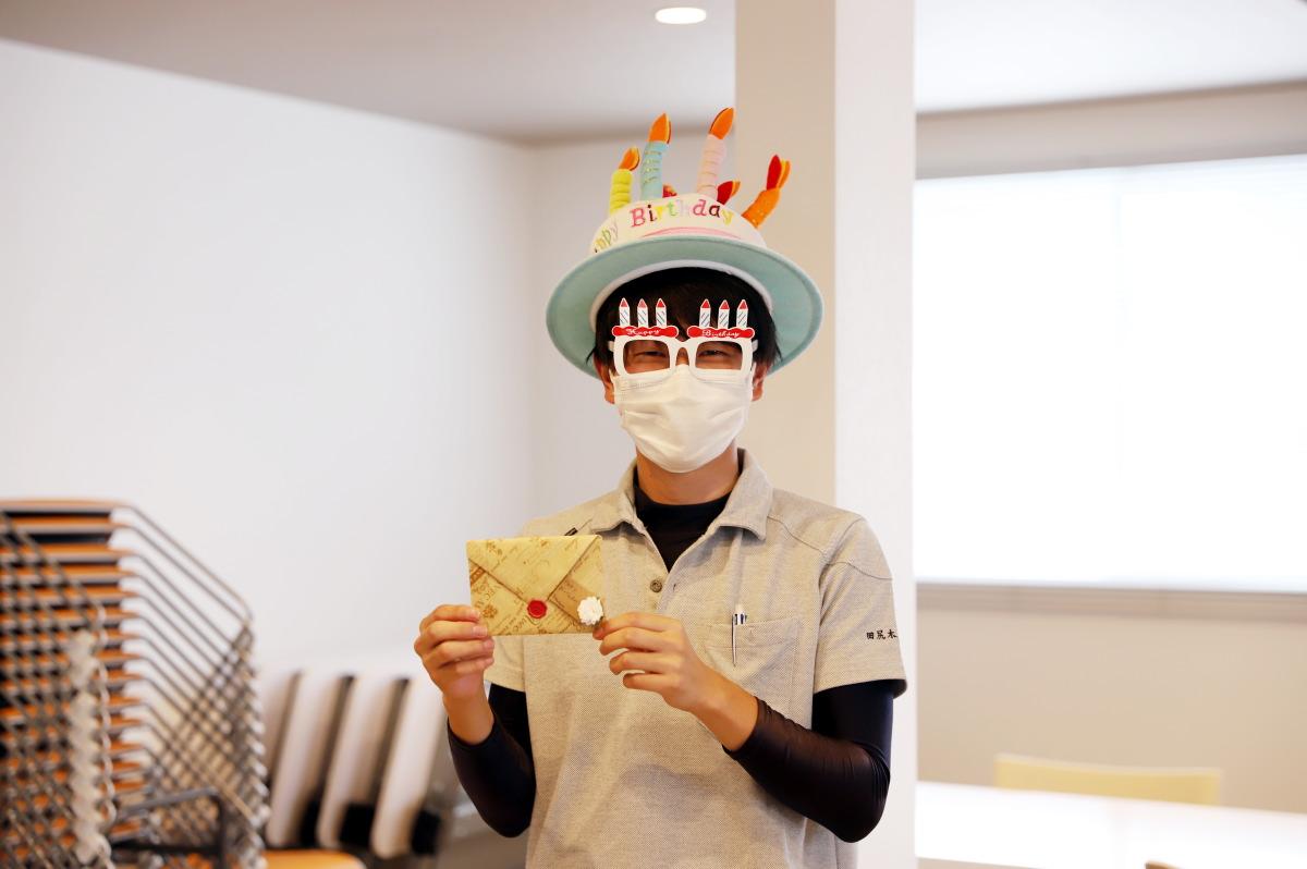 Shiawaseya-9月生まれ!誕生日祝い♪