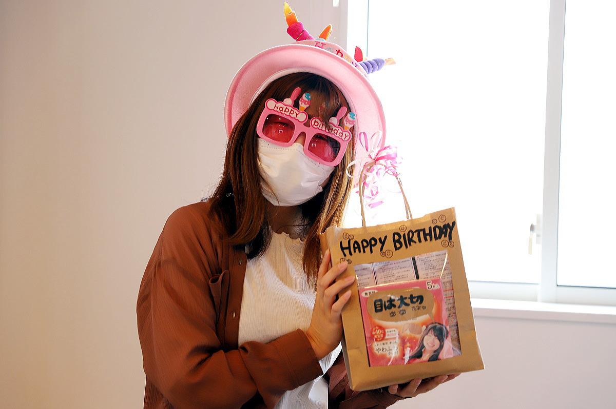 Shiawaseya-10月生まれ、誕生日祝い!!